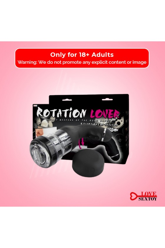 Rotation Lover - Automatic Male Stroker Pleasure Machine MS-010